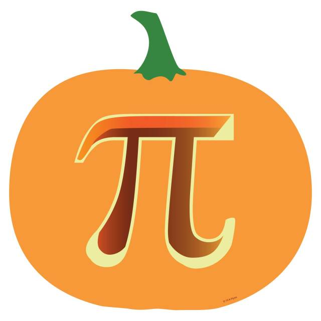 Pumpkin Pi design by Alice Flynn